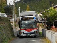 上名 - リンデンバス ~バス停とその先に~