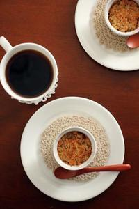 おひとり様分のアップルコブラー - Takacoco Kitchen