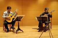 「ギターデュオ・コンサート」 - 黒猫チッチのひとりごと
