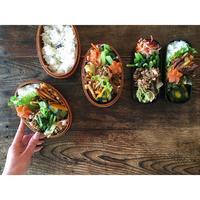 麻婆茄子豆腐と白菜うまうまBENTO - Feeling Cuisine.com