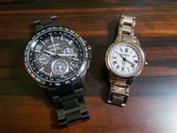 6年ぶりに腕時計買った☆アテッサGPS & クロスシー電波腕時計♪ - ::Viewfinder::