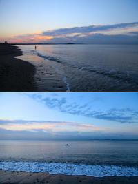 2017/02/28(TUE)   今朝も穏やかな海です。 - SURF RESEARCH