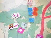どうせ滅びる匪賊のくせに...(AH)ロビンフッド(緑の小箱)その㈡ - YSGA(横浜シミュレーションゲーム協会) 例会報告