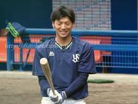 3/11オープン戦vs広島☆2-1、石川5回無失点、西浦1号2ラン決勝弾! - Out of focus ~Baseballフォトブログ~