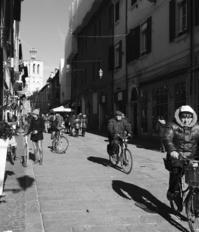 Ferrara 〜自転車〜 - イタリア暮らし 笑といっしょに