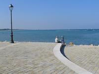 チェゼナティコの海 (Cesenatico) - エミリアからの便り