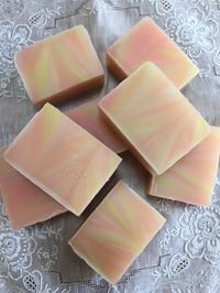 平面石鹸~POP-ROSE~ - 小さなバラの庭と手作りせっけんのなちゅらるらいふ