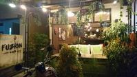 お腹がすいたら Fuzion Cafe @ Jl. Raya Lungsiakan, Ubud ('16年春&秋) - 道楽のススメ