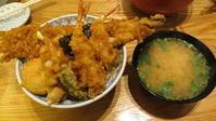 天丼 金子半之助   ☆☆☆☆ - 銀座、築地の食べ歩き