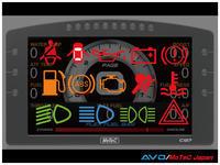 警告灯の表示や点灯の問題。 - AVO/MoTeC Japanのブログ(News)