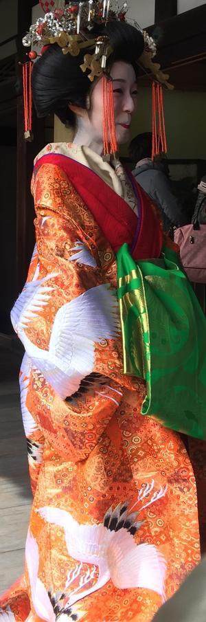 花魁の舞 - 木耶ラの着物サロン