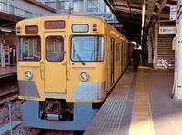 旧2000系6両固定編成を追う - 黄色い電車に乗せて…