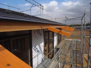 神宿の家ハウスジーメン検査2017/2/28 - 新建工舎設計の家づくり