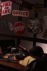 オフィス兼ガレージ風撮影 -   木村 弘好の「こんな感じかな~」□□□ □□□□ □□ □ブログ□□□