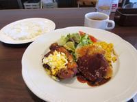 【ロイヤルホスト】火曜日の洋食ランチ【12月と同じ】 - お散歩アルバム・・春めく日々