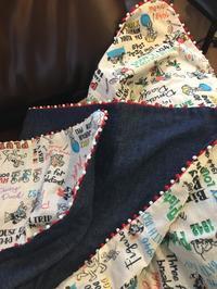 マタニティさんの習い事  手作りのおくるみ - 東京洋裁教室 「  Sewing  Theray  」初心者*マタニティさんの手作り教室