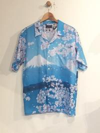 BLUE BLUE JAPAN / フジサントサクラ SSアロハ - Safari ブログ
