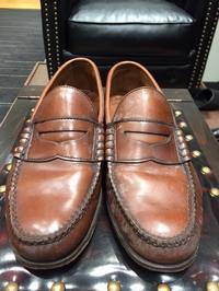 靴、洗いませんか? - 玉川タカシマヤシューケア工房 本館4階紳士靴売場