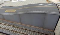 坂道のあるジオラマ Ver.江 (2) - 【趣味なんだってば】 鉄道模型とジオラマの製作日記