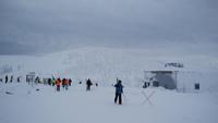 樹氷原コース(地蔵山頂からザンゲ坂) - tokoya3@