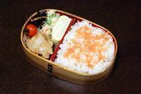 豚の生姜焼き - 庶民のショボい弁当