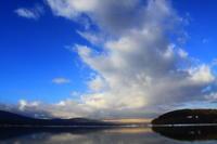 29年2月の富士(30)山中湖の富士 - 富士への散歩道 ~撮影記~
