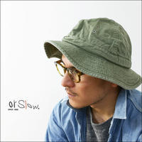 orslow[オアスロウ] US ARMY HAT GREEN WITH EYELET [03--001-16A] MEN'S/LADY'S - refalt   ...   kamp temps