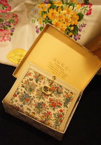 Gucci Floral 70's wallet - carboots