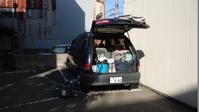 エス子の車検 - オイラの日記 / 富山の掃除屋さんブログ