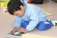 思い出帳作り(ひまわり・れんげ) - 慶応幼稚園ブログ【未来の子どもたちへ ~Dream Can Do!Reality Can Do!!~】