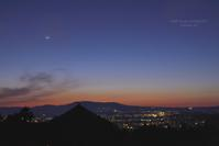 開白の近づく 暮れる二月堂 @ 1266回 修二会 - 東大寺が大好き