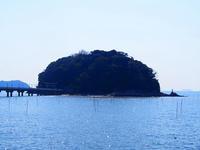 竹島の八百富神社に参拝し、心の充電をしました - 東洋医学総合はりきゅう治療院 一鍼 ~健やかに晴れやかに~