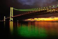明石海峡大橋 - 人生とは旅なり