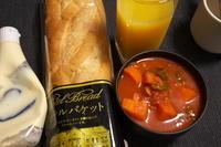 野菜スープ - おいさんの独り飯