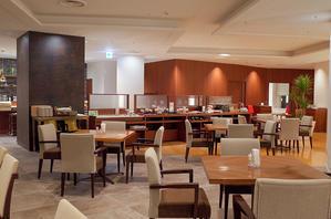 秋田キャッスルホテル レストラン「ザ・キャッスル」「キャッスルデリカ」 - arco design news