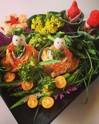 お雛祭り 【食べられるお雛様】♪(*^_^*)*(*^_^*)♪ - 四季折々 日々*手作り*手仕事*