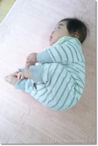 嘘つきブロガー!?と王子の初・寝返りぃ~ヽ(´∀`)ノ - 素敵な日々ログ+ la vie quotidienne +