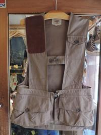 SHOOTING VEST - TideMark(タイドマーク) Vintage&ImportClothing