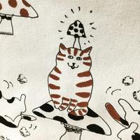 海猫堂 面白雑貨展2017 - すぎはらゆり/ねこのしわざ