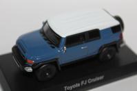 1/64 Kyosho TOYOTA 2 FJ Cruiser - 1/87 SCHUCO & 1/64 KYOSHO ミニカーコレクション byまさーる