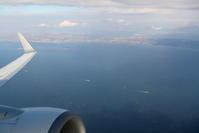 2017シドニー遠征 その2 アプローチ中のB787と成田国際空港 - 南の島の飛行機日記
