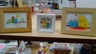 東急ハンズ京都店『インコと鳥の雑貨展』たっぷり追加 - 雑貨・ギャラリー関西つうしん