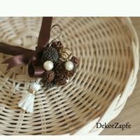 DekorZapfen 木の実ペン - 毎日を丁寧に暮らす。