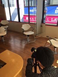 サロン内観撮影 高円寺の美容室envie - 高円寺の美容室envieのブログ|縮毛矯正|トリートメント