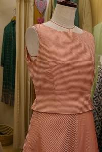 ワンピースの身幅出し - warmheart*洋服のサイズ直し・リフォーム*