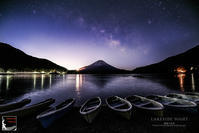 lakeside night - 箱庭の休日