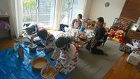 味噌作りその6  7ヶ月同士の巻 - くらしを楽しむ*食のサロン 『ゆるらかキッチン』