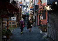 阪堺電車の沿線(その5) - 写真の散歩道
