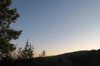 美しい月と花粉症その後 - ペルージャ イタリア語・日本語教師 なおこのブログ - Fotoblog da Perugia