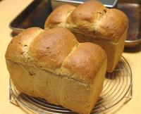 山食&春色花束 - ~あこパン日記~さあパンを焼きましょう